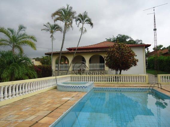 Chácara Com 3 Dormitórios À Venda, 1200 M² Por R$ 700.000 - Chácara Alvorada - Indaiatuba/sp - Ch0161