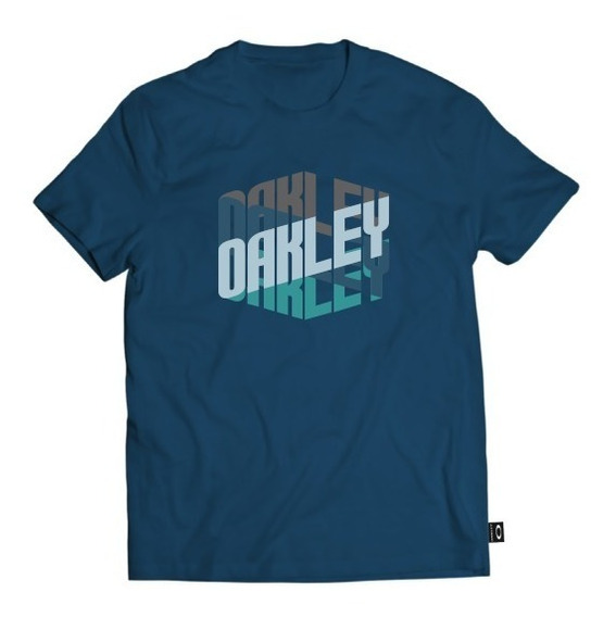 Franelas De Caballero Oakley The Finish Line Tee.