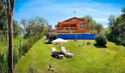 Cabaña En Villa General Belgrano Para 6 Personas Excelente!!