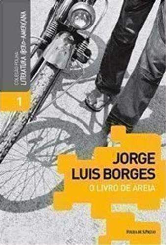 Livro O Livro Da Areia Jorge Luis Borges