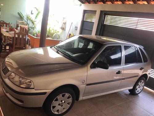 Imagem 1 de 11 de Volkswagen Gol 2001 1.0 16v Serie Ouro 5p