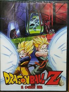 Dvd Dragon Ball Z El Combate Final Bio Broly