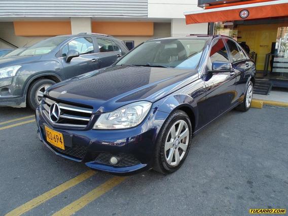 Mercedes Benz Clase C Cgi 1.8