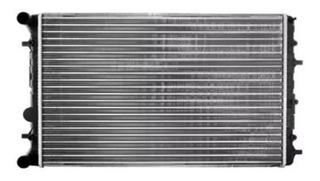Radiador De Agua Vokswagen Suran C/aa C/ Pico S/bulbo