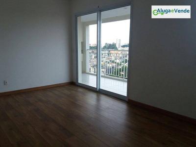 Apartamento Com 3 Dormitórios À Venda, 115 M² Por R$ 580.000 - Vila Santo Antônio - Guarulhos/sp - Ap0010