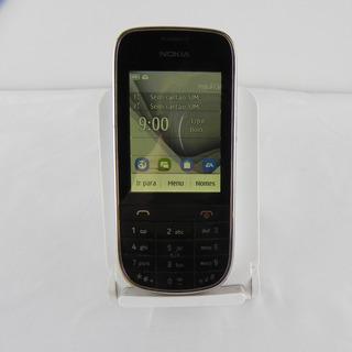 Celular Nokia Original Asha 202 Dual Sim Cam ,mp3 - Usado