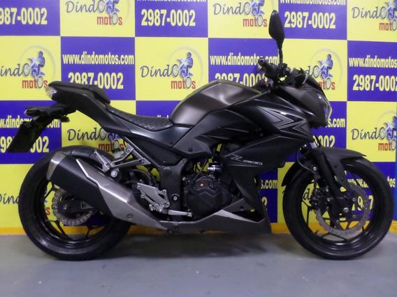 Kawasaki Z300 2016 Único Dono