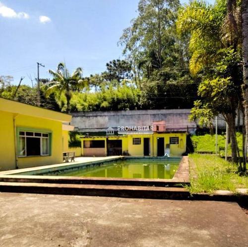 Chácara À Venda Na Ilha Do Bororé - Ch0201