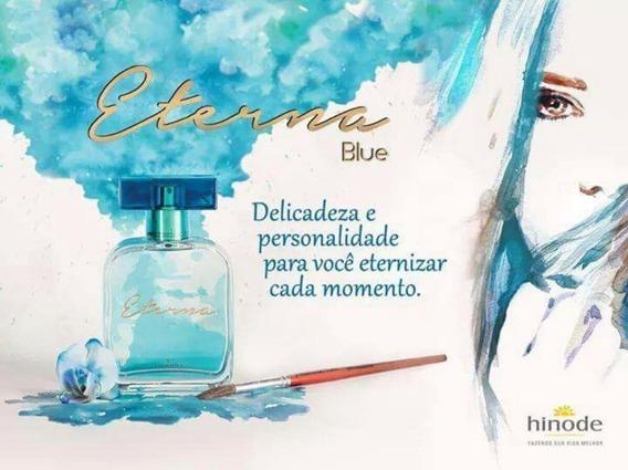 Perfume Eterna Blue Hinode 100ml Promoção - Só Hoje