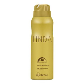 2 Linda Desodorante Antitranspirante Aerosol,