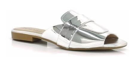 Tamanco Rasteiro Feminina Beira Rio 8328.100 - Maico Shoes
