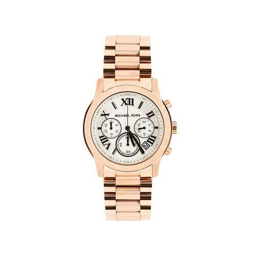 Relógio Michael Kors Mk5929 Gold Rose Original C/caixa Mk