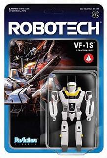 Super7 Robotech Vf-1s 10 Cm Reaction