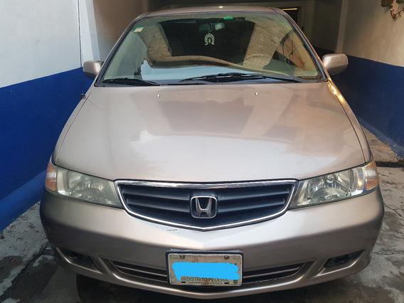 Honda Odyssey 3.5 Minivan At
