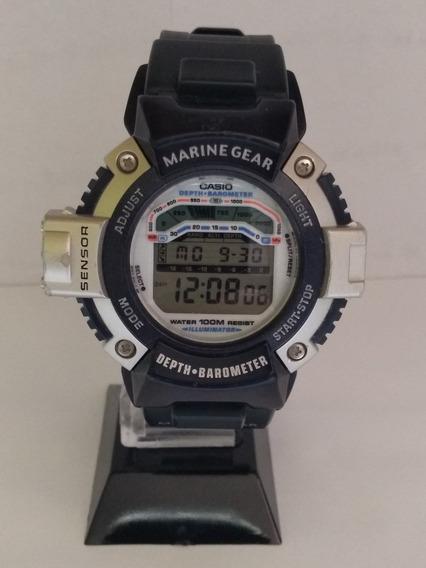 Relógio Casio Marine Gear 2413