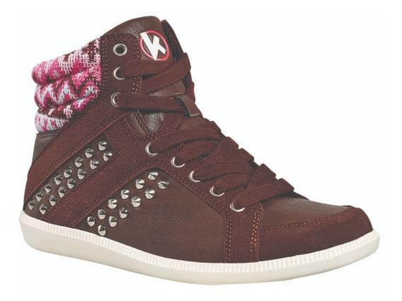 Zapatillas Botita Moda Mujer Invierno Dysloke Alpine W
