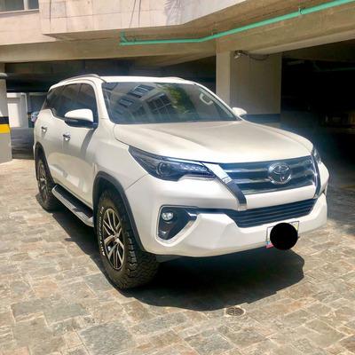 Toyota Fortuner Vxr+ Full Eq