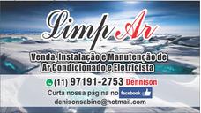 Ar Condicionado Split,instalação E Manutenção!!!!