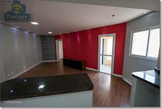 Apartamento Residencial Para Locação, Campestre, Santo André. - Ap1245