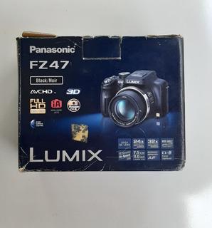 Cámara Panasonic Lumix Modelo Fz47