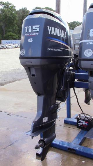 Yamaha 115hp Outboard Engine