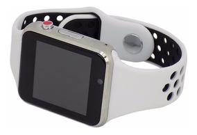 Relógio Smart Watch M3 Borracha Preto Original