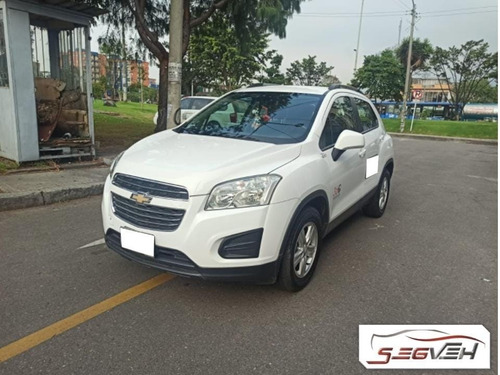 Chevrolet Tracker Se Mt 4x2 Sp 2017 Financiacion Hasta 100%