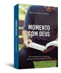 Livro Momento Com Deus - Pastor Antonio Jr