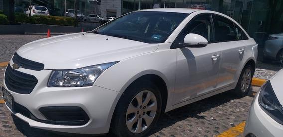 Chevrolet Cruze Paq. A Ls Automático Tela Rin De Aluminio 16