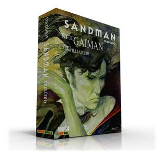 Box (caixa) Para Hqs - Sandman Prelúdio
