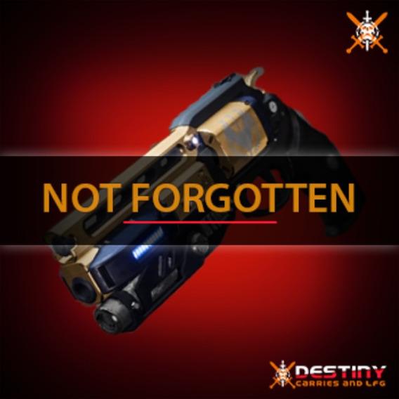 Destiny 2- Não Esquecido- Pc, Xbox One, Ps4