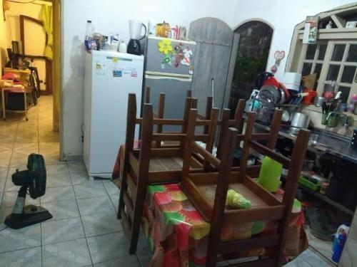Casa No Bairro América Em Itanhaém Litoral - 7036   Npc