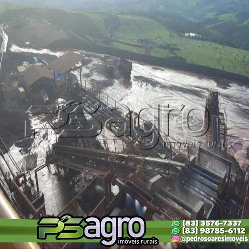 Imagem 1 de 3 de Mineradora A Venda, 10000 M² Por R$ 999.000.000 - Horto - Betim/mg - Ar0032