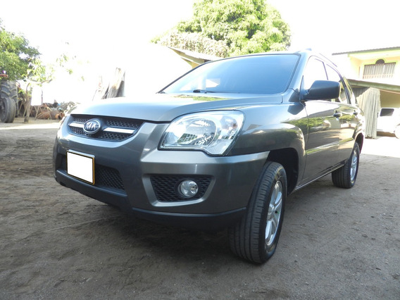 Kia New Sportage Lx 2000cc At Aa Full Equipo Excelente Estad