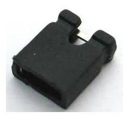 Jumper Para Placa Mãe Hd E Placas Eletrônicas - Kit 20 Unid.