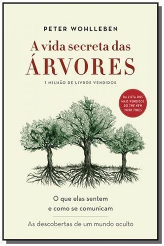 Vida Secreta Das Arvores, A                     01