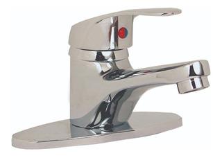Llave Mezcladora Monomando Chapeton P/lavabo Lavamanos