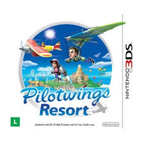 Jogo Pilotwings Resort - Nintendo 3ds Usado