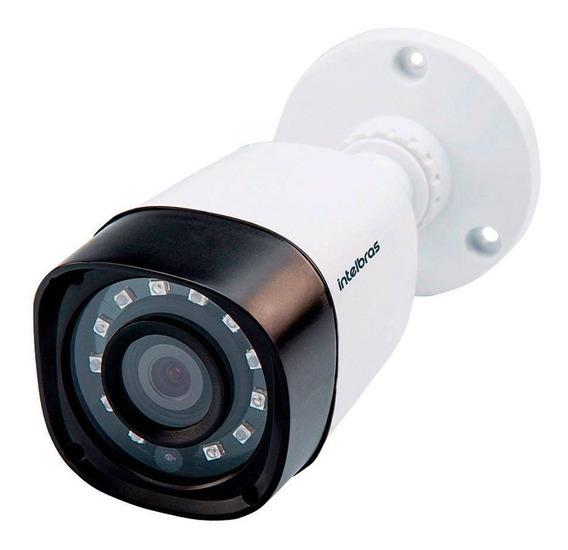 Câmera Analóg Cftv Infravermelho Hd 720p Intelbras 1010b G4