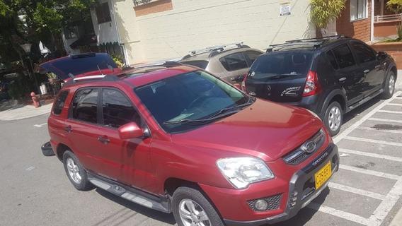 Hermosa Kia New Sportage Refull Diretamente Automatica 4x4