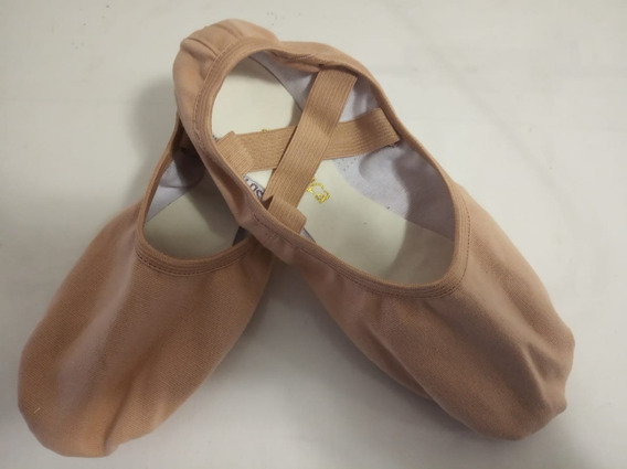 Sapatilha Meia Ponta Ballet Só Dança Sd16 Pronta-entrega