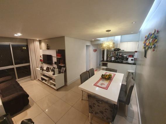 Apartamento, 3 Quartos, Sendo 1 Suíte, 2 Vagas E Depósito