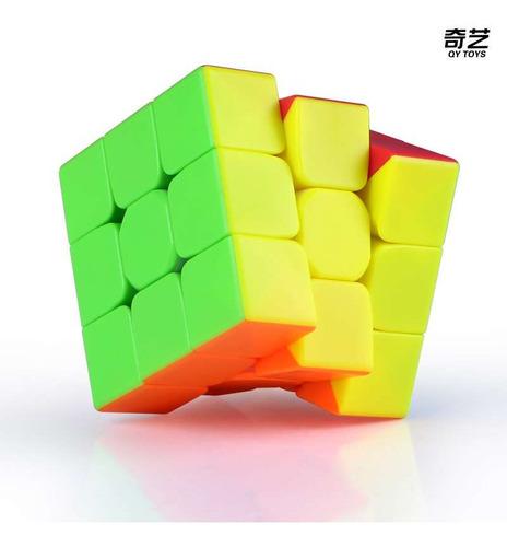 Cubo Magico Qiyi Warrior S Abs 3x3 Profissional