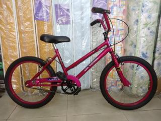 Bicicleta Bronx Bmx Cross Rodado 20 Nena