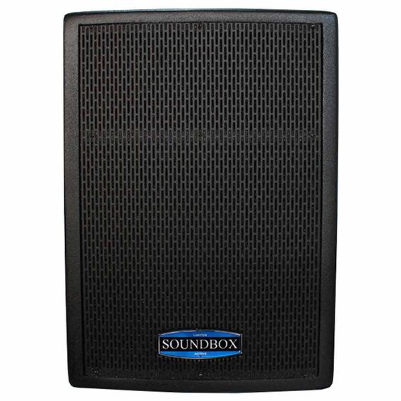 Caixa Ativa 500w Ms 12 - Soundbox 12x S/ Juros Frete Grátis