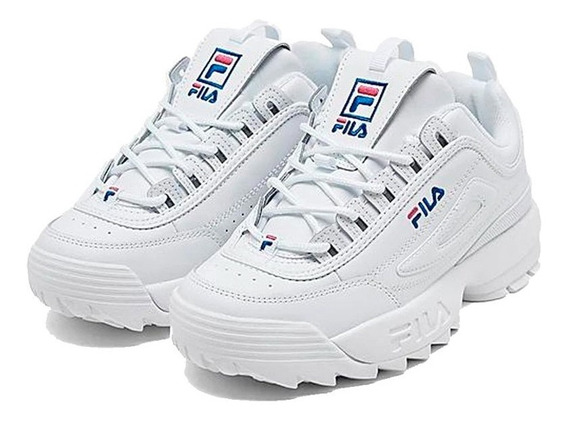 Tênis Fila Disruptor 2 Feminino Branco 5xm00817-149