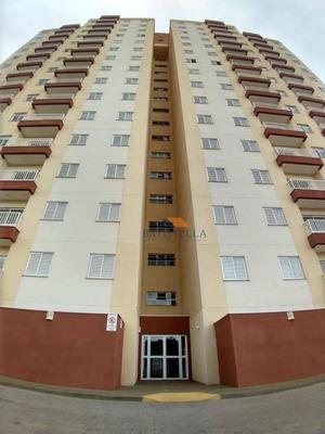 Apartamento Residencial À Venda, Chácara Antonieta, Limeira. - Ap0289