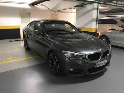 Bmw 328 Gt M Blindada N3a Vidros 18mm 2014