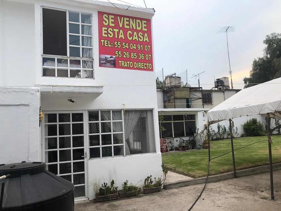 Se Vende Casa En Fracc San Antonio Cuautitlán Izacalli