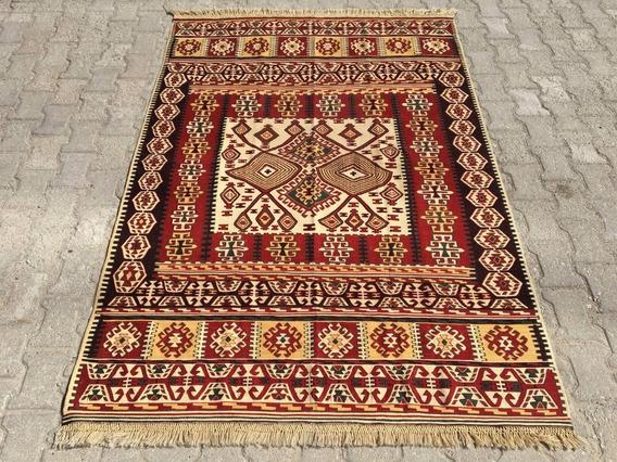 Kilim - Anatolia Antiga Super Fino 001082
